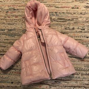 Osh Kosh Baby Toddler Girl Puffer Jacket